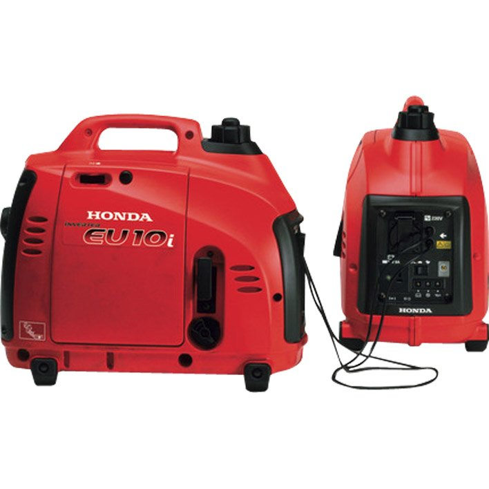 Groupe électrogène essence inverter HONDA Eu10i, 900 W   Leroy Merlin 9935a87935fe