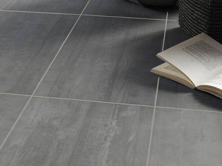 Carrelage aspect beton for Carrelage beton