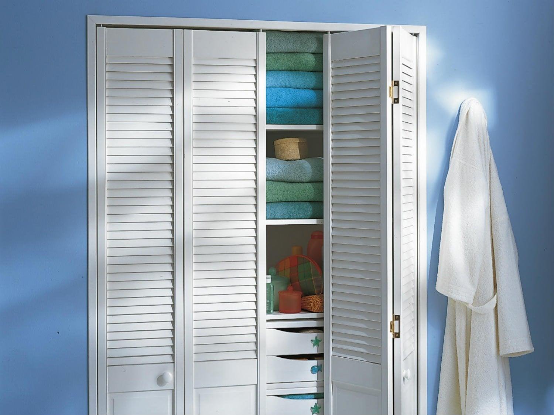 Comment installer des portes de placards pliantes ?