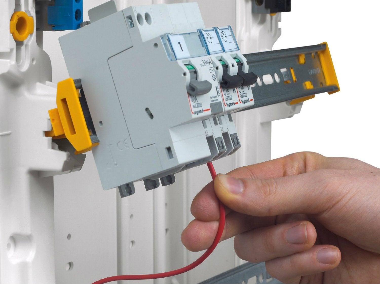Comment installer un d lesteur leroy merlin - Comment installer un disjoncteur differentiel ...