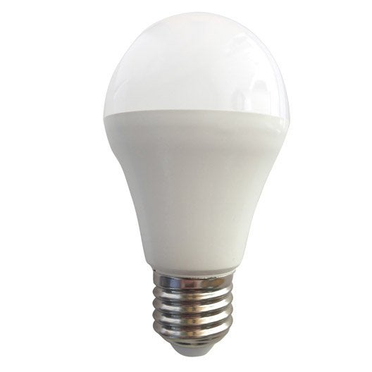 ampoule standard led 9w 806lm quiv 9w e27 3000k 150 lexman leroy merlin. Black Bedroom Furniture Sets. Home Design Ideas