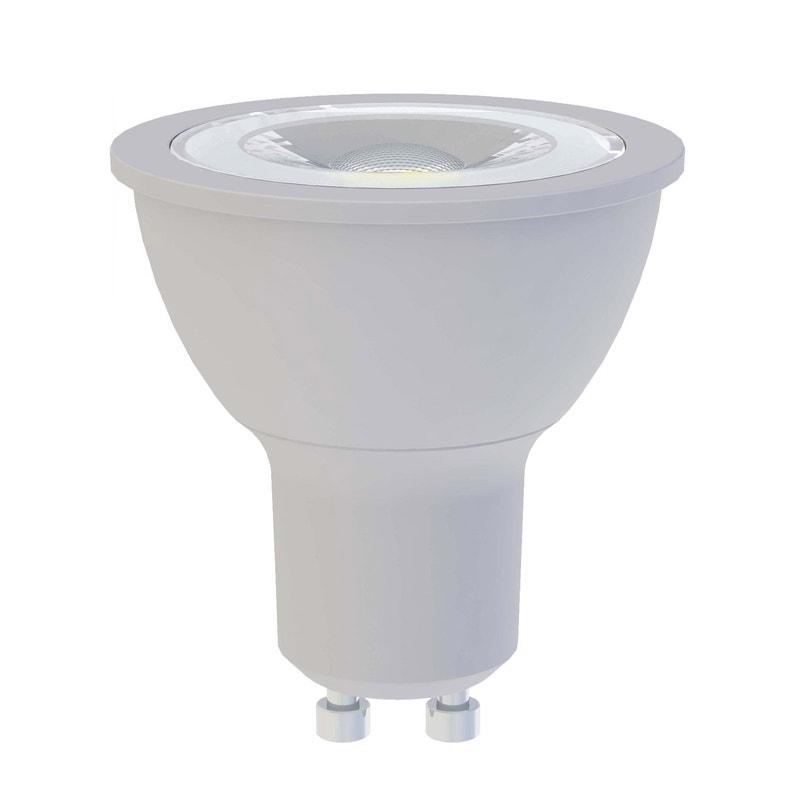 Ampoule Réflecteur Led 7w 500lm équiv 70w Gu10 4000k 36 Lexman