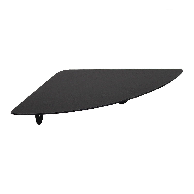 Tablette métal d'angle scandi