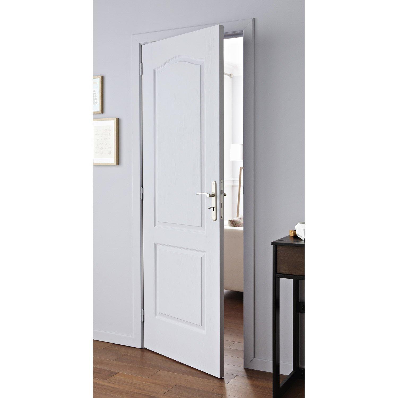 bloc porte postform h204 x l73 cm poussant gauche - Bloc Porte Postforme Isolante