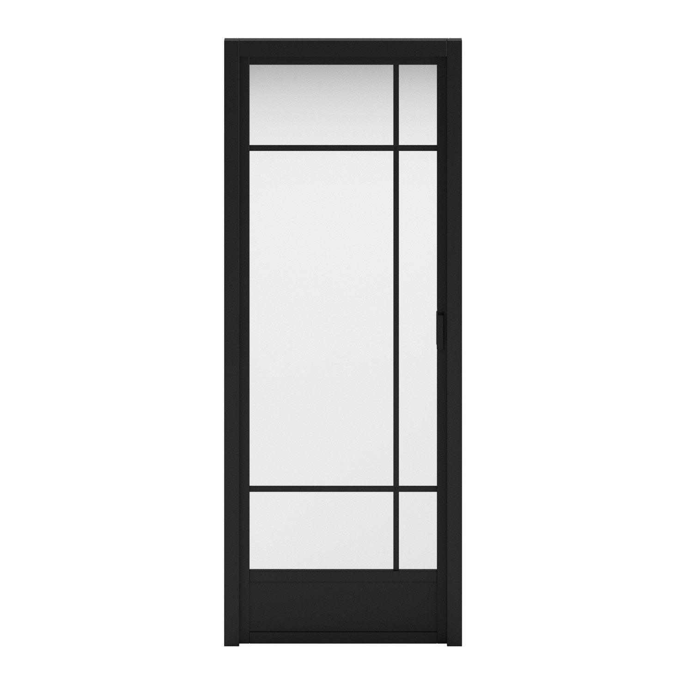Bloc porte interieur 83 cm penser aux meubles qui devront passer par cette porte avant d arrter - Table a repasser qui repasse toute seule ...