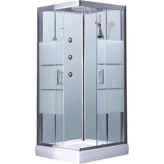 Tabouret de douche leroy merlin tabouret de douche avec dossier le mans oeuf - Ikea cabine de douche ...