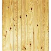 Lambris bois pin brut Déclassé brut, 200x10cm ep. 10mm
