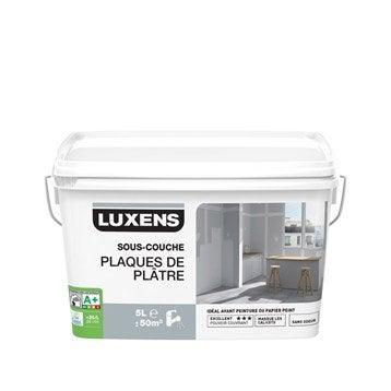 Sous-couche plaque de plâtre LUXENS 5 l