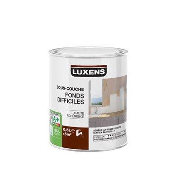 Sous-couche fonds difficiles LUXENS 0.5 l