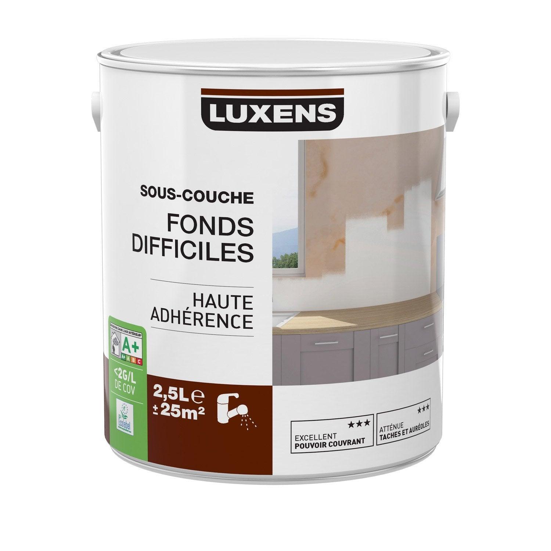 Awesome Sous Couche Fonds Difficiles LUXENS 2.5 L