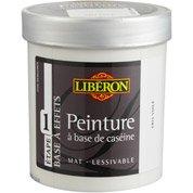 Peinture effet chaul essuy liberon gris ardoise - Liberon peinture caseine ...