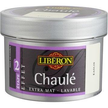 Peinture à effet Chaulé essuyé LIBERON, kaolin, 0.25 l