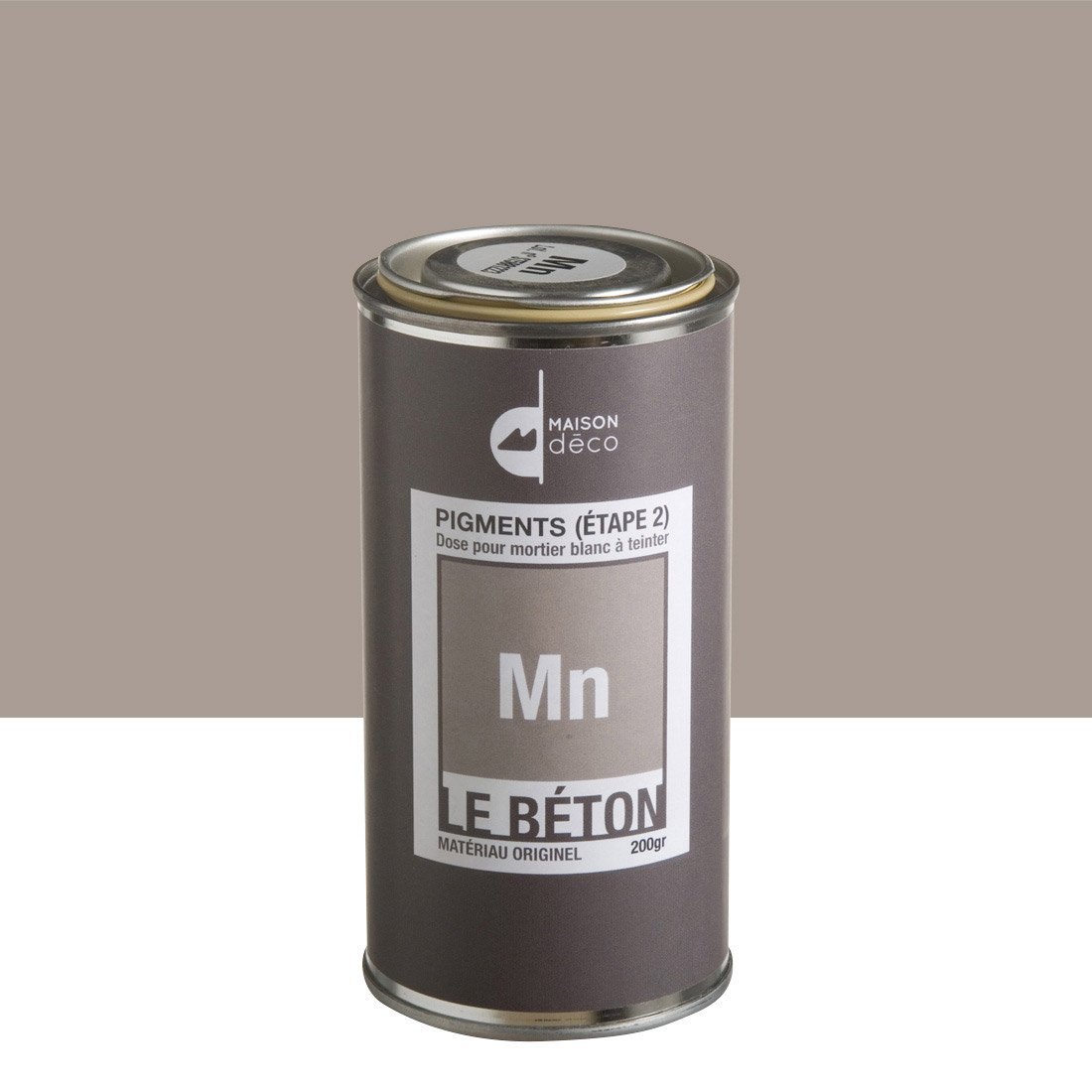 peinture effet pigment le b ton maison deco mn 0 2 kg leroy merlin. Black Bedroom Furniture Sets. Home Design Ideas