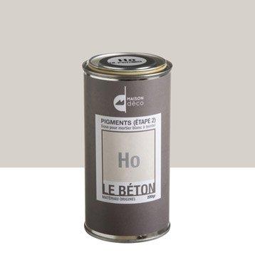 Peinture à effet, Pigment le béton MAISON DECO, ho, 0.2 kg