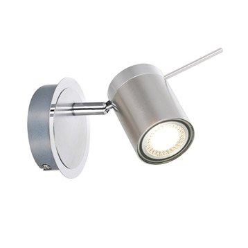 Spot patère Mizil, LED 1 x 4.5 W, GU10 blanc chaud