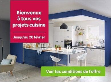 Cuisine quip e amenagement kitchenette et accessoires leroy merlin for Accessoires cuisine leroy merlin