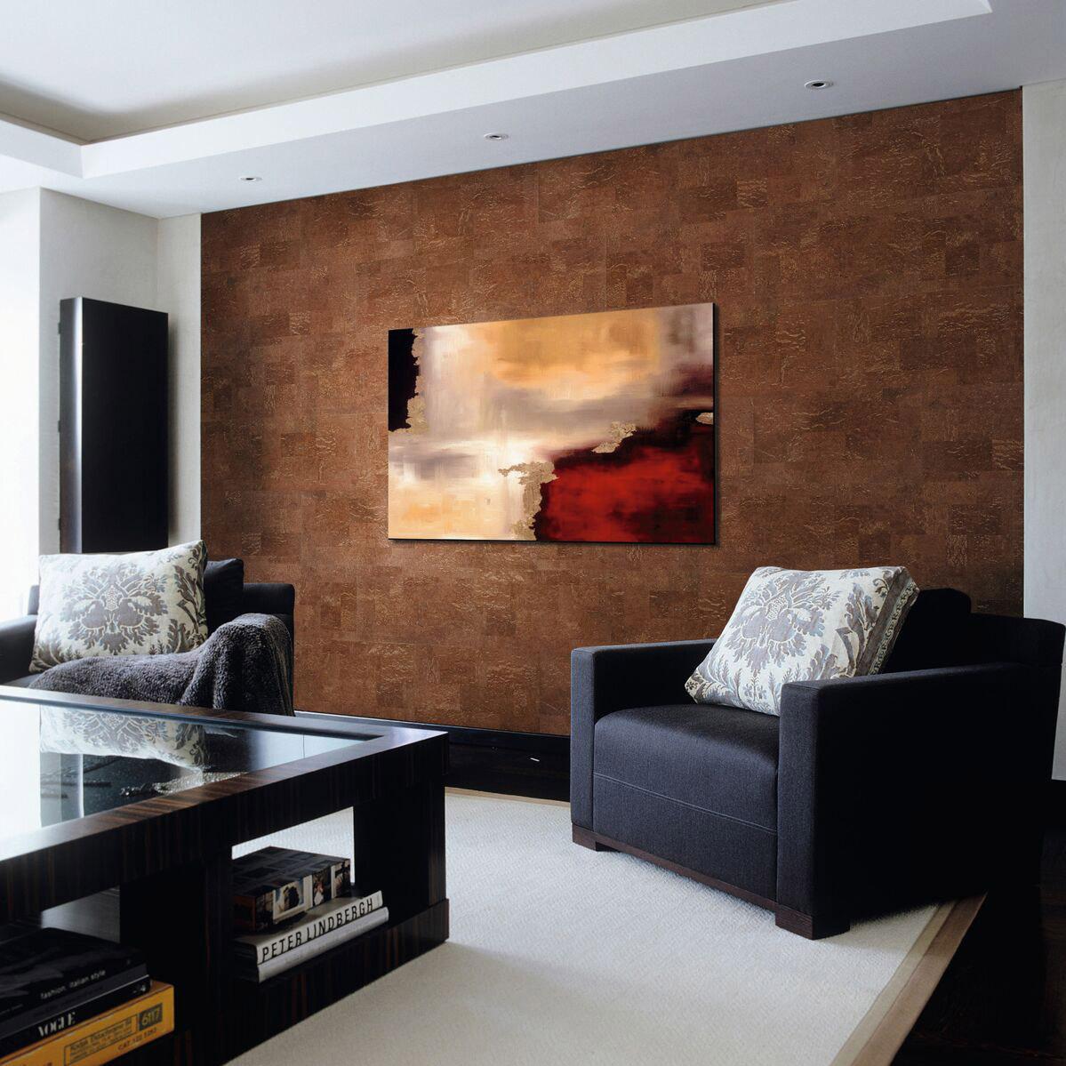 Dalles murales en li/ège d/écoratives naturelles 60 cm x 30 cm naturel 11 carreaux au total 1,98 m/²