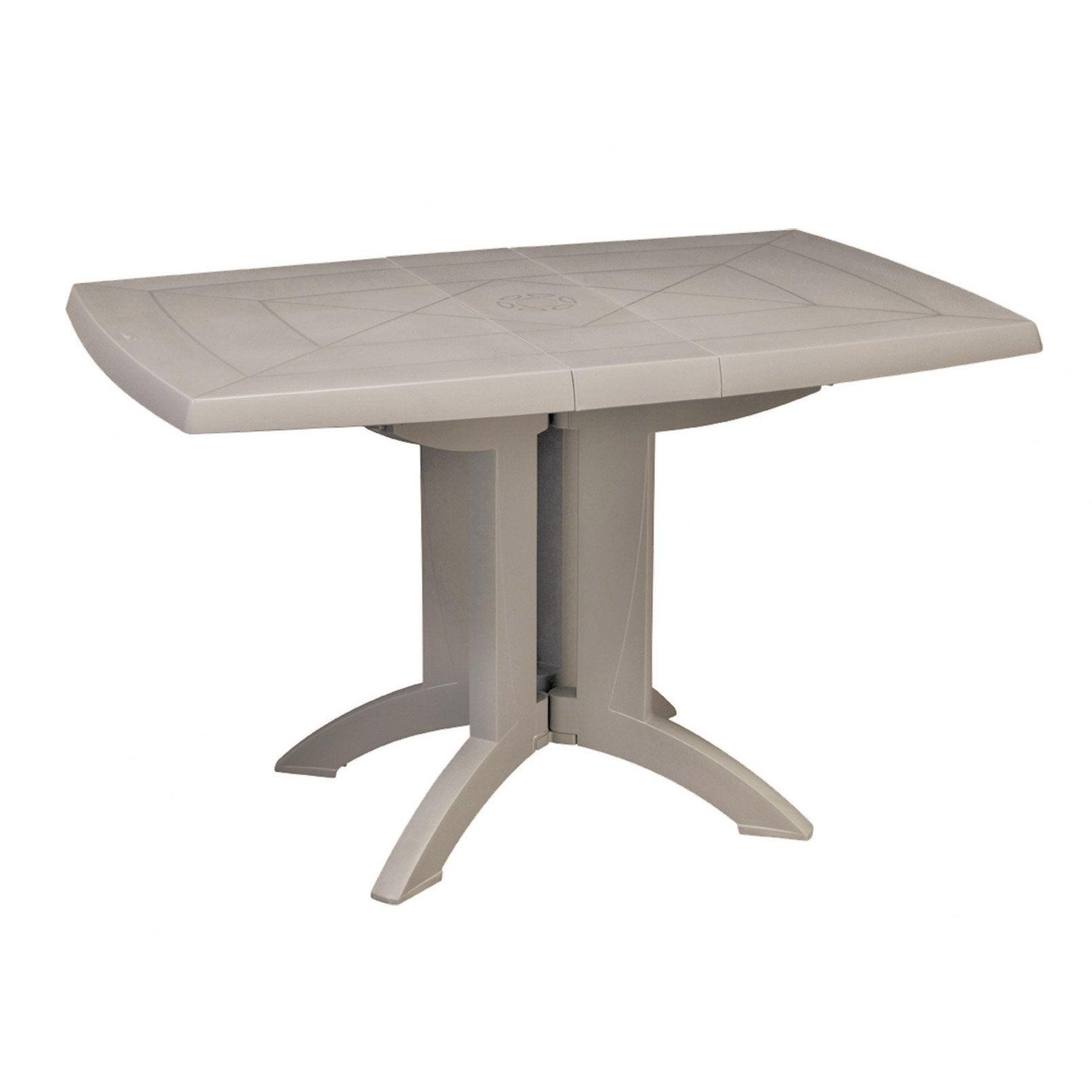 Table personnes GROSFILLEX de de Véga 4 repas rectangulaire jardin lin KJTFl1c