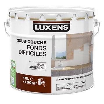 Sous-couche fonds difficiles LUXENS, 10 L