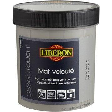 Peinture à effet, mat, LIBERON Design touch, tourterelle, 0.5 l