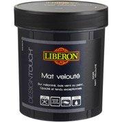 Peinture à effet Design touch LIBERON, noir, 0.5 L