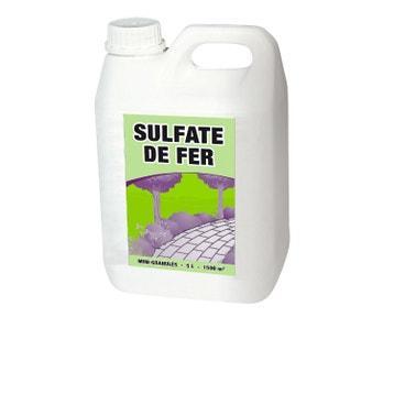 D sherbant naturel s lectif polyvalent antimousse au - Sulfate de fer pelouse ...