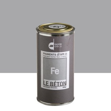 Peinture à effet, Le béton MAISON DECO, fe, 0.2 kg