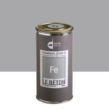 Peinture à effet, Pigment le béton MAISON DECO, fe, 0.2 kg