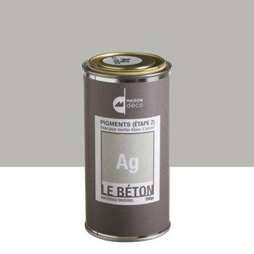 Peinture à effet, Pigment le béton MAISON DECO, ag, 0.2 kg