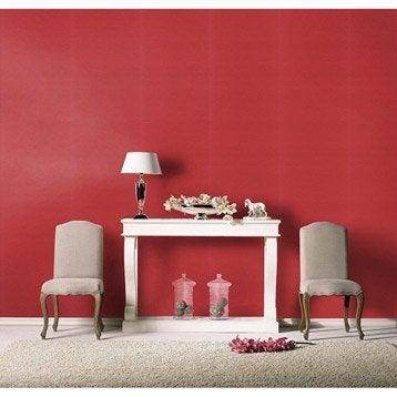 Papier peint intissé Elephant rouge