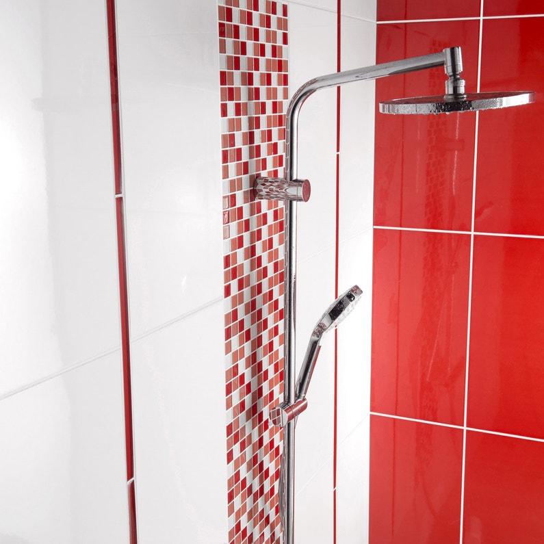 Listel Colors rouge, l.2 x L.40 cm