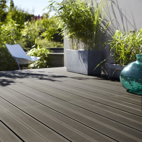 La terrasse aux bambous