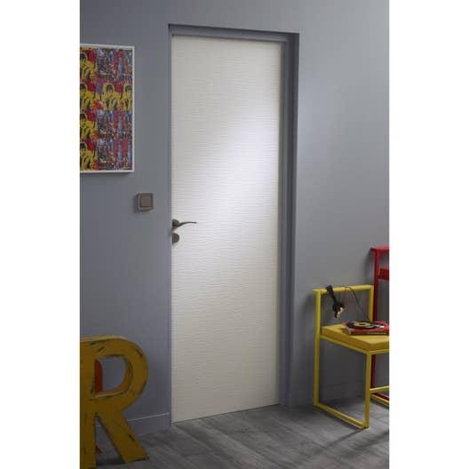 bloc porte isoplane ambiance x cm poussant. Black Bedroom Furniture Sets. Home Design Ideas