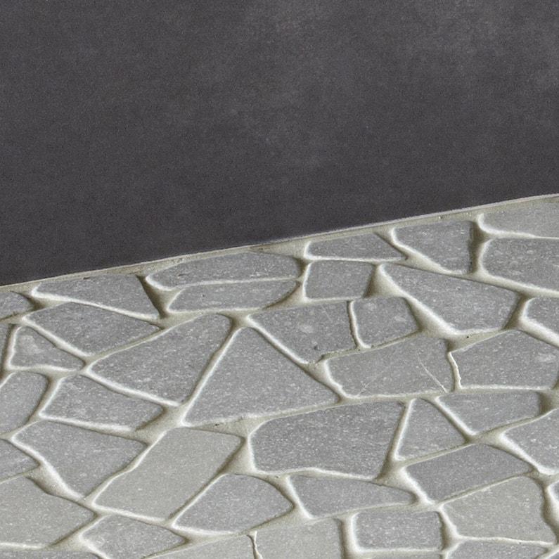 Galets sol et mur Opus gris ARTENS