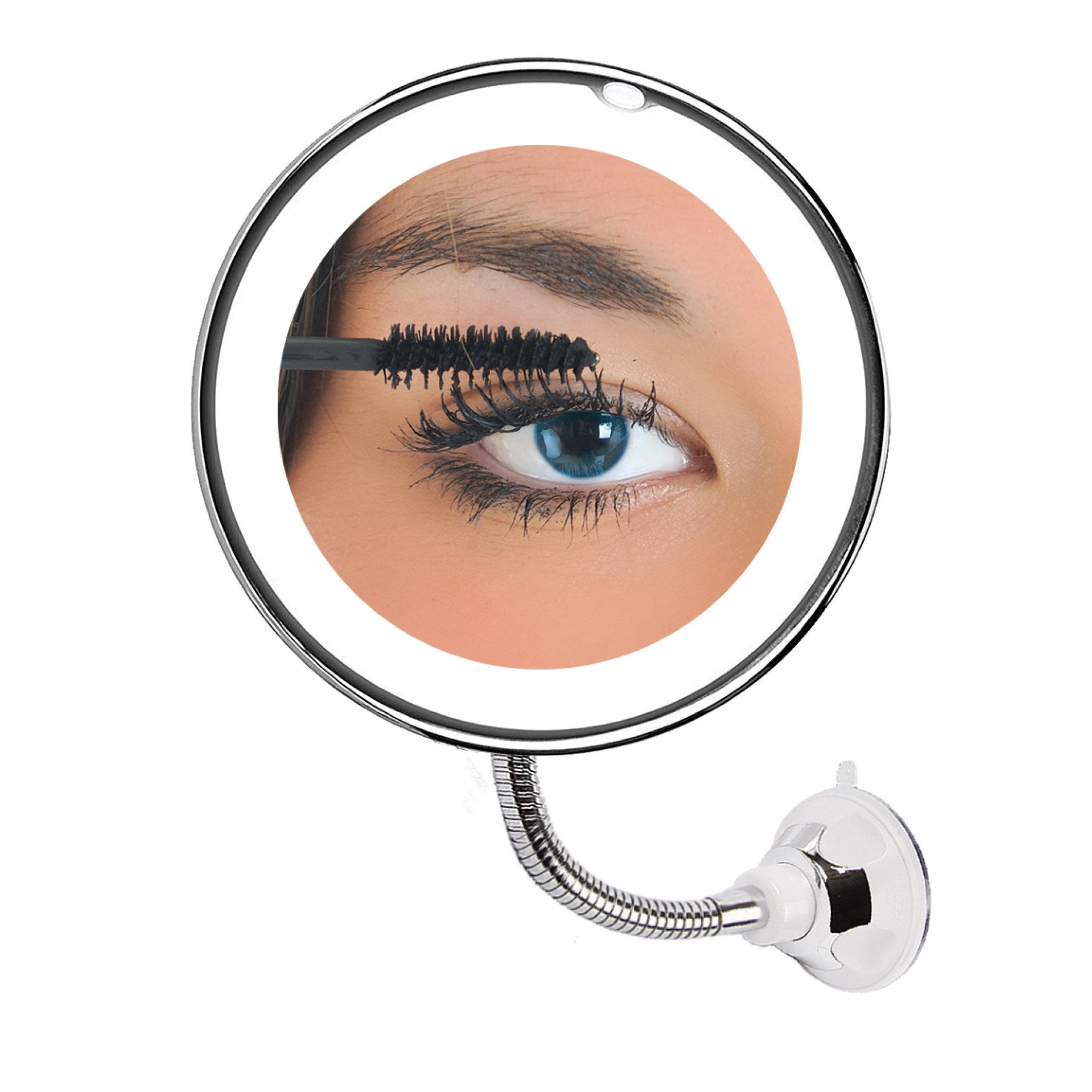 Miroir rond 25 mm x10