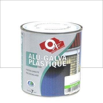 Peinture alu galva plastique ext rieur int rieure oxytol for Peinture pvc exterieur