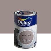 peinture marron glac dulux valentine cr me de couleur 2 5. Black Bedroom Furniture Sets. Home Design Ideas