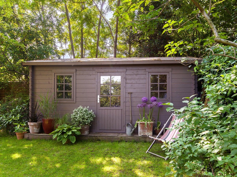 L abri de jardin de vincent a - Leroy merlin kiosque de jardin ...