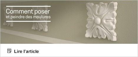 dalle rosace et moulure de plafond d coration eclairage leroy merlin. Black Bedroom Furniture Sets. Home Design Ideas