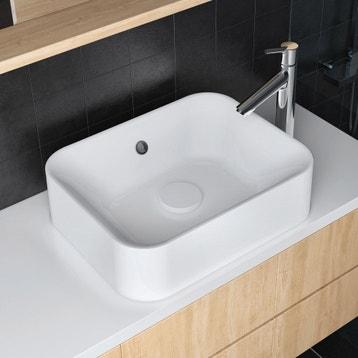 Lavabo Vasque Et Plan Vasque Meuble De Salle De Bains Au