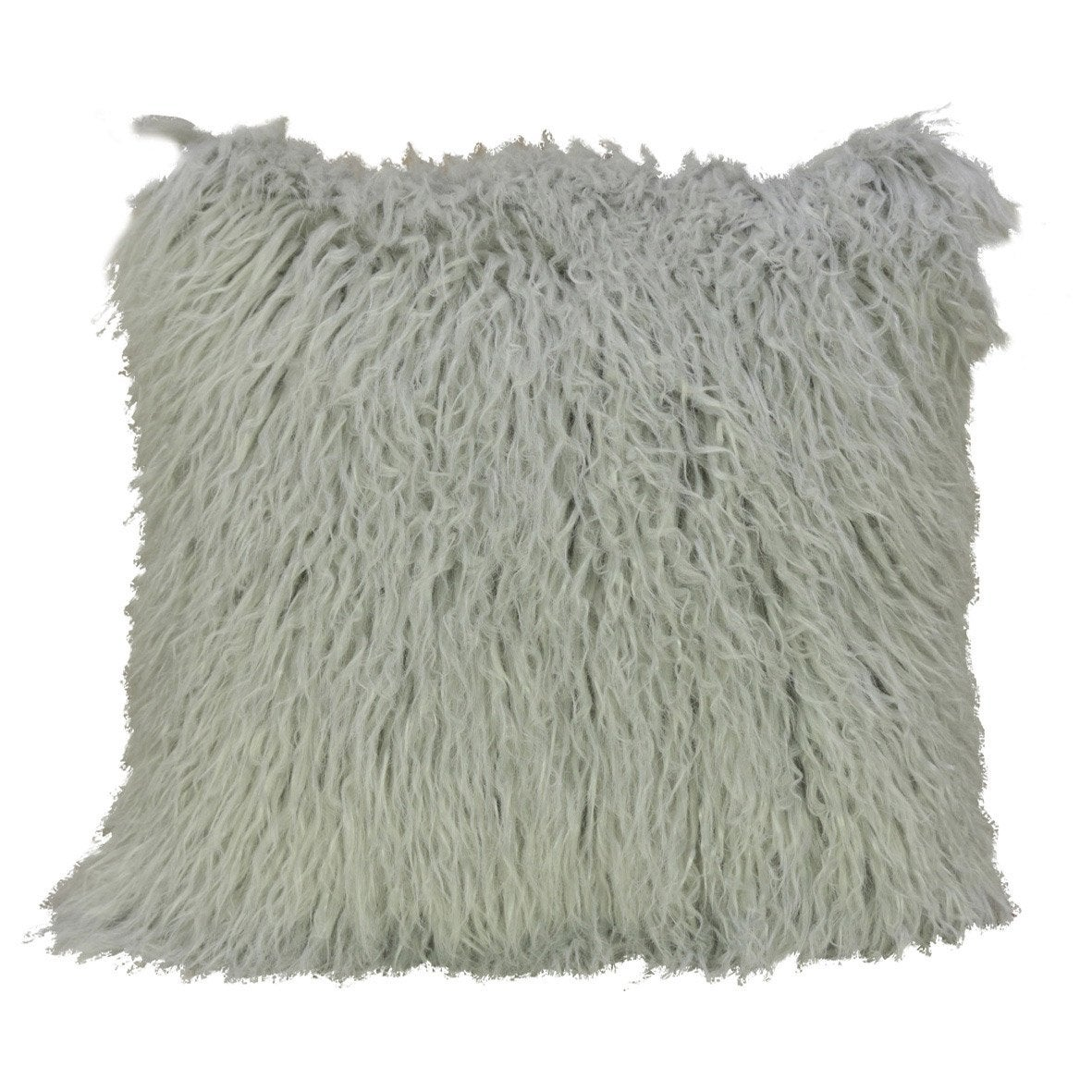Coussin Dolma, gris l.45 x H.45 cm