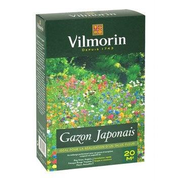 Gazon japonais VILMORIN 20 m²