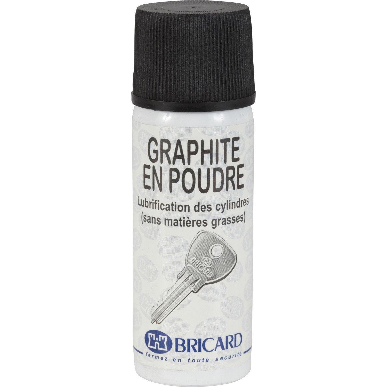 Graphite Pour Cylindre BRICARD Leroy Merlin - Porte placard coulissante jumelé avec bricard