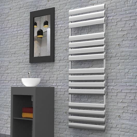 s che serviettes eau chaude aluminium hox modena 50 x 150. Black Bedroom Furniture Sets. Home Design Ideas