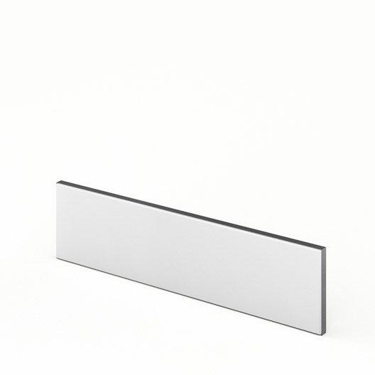 Bandeau four de cuisine blanc o60 15 everest l60 x h15 cm for Cuisine 5 15