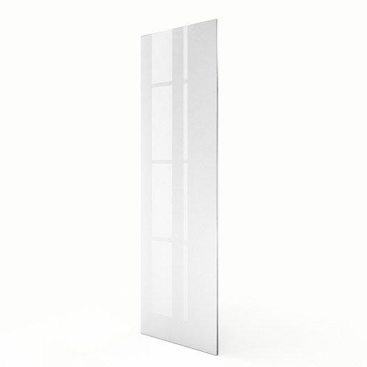 porte colonne de cuisine blanc f60 200 everest l60 x h200 cm leroy merlin. Black Bedroom Furniture Sets. Home Design Ideas
