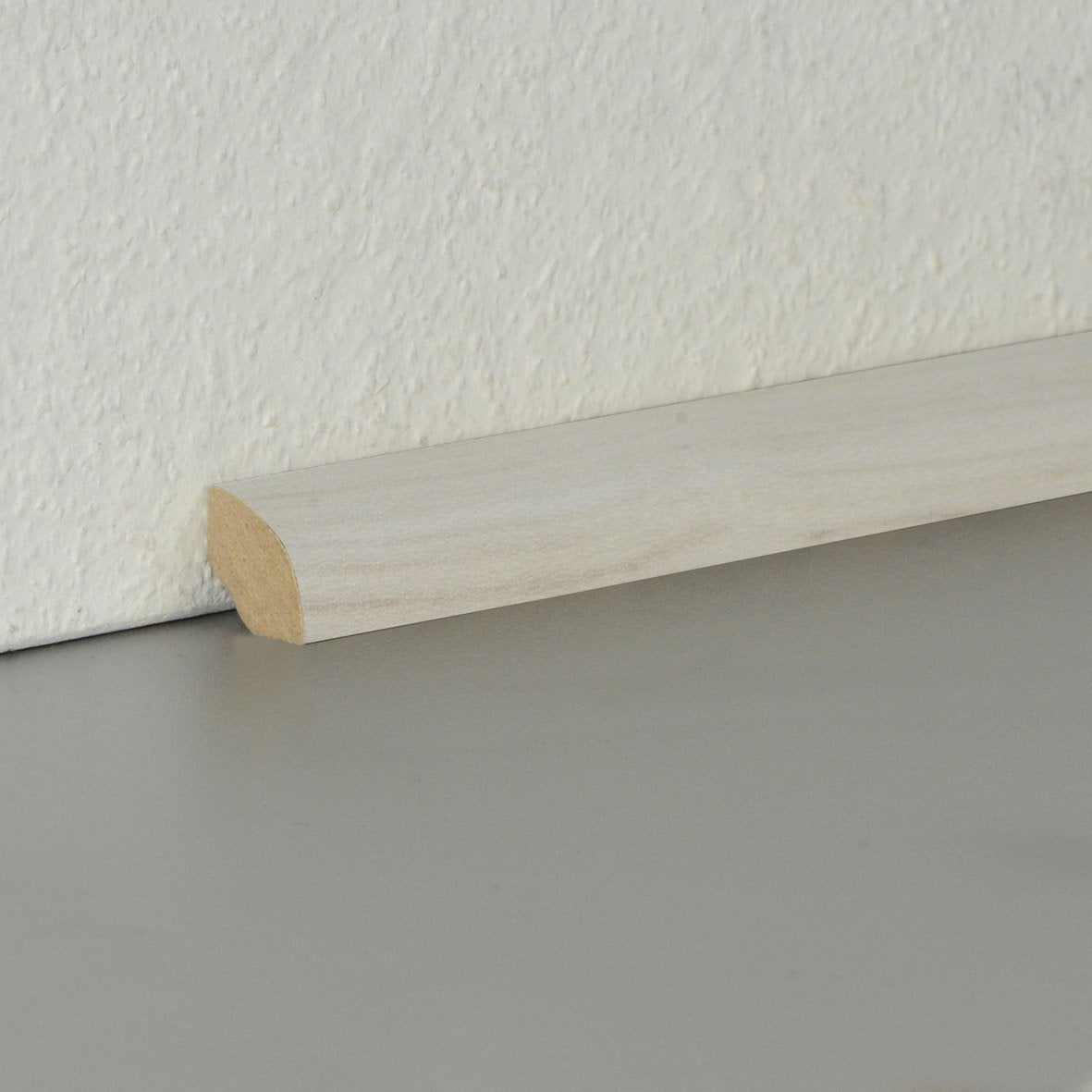 quart de rond sol stratifi d cor n 370 cm x x mm leroy merlin. Black Bedroom Furniture Sets. Home Design Ideas