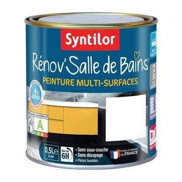 Peinture cuisine et bain peinture sur carrelage fa ence meubles de cuisine leroy merlin for Peinture baignoire resinence