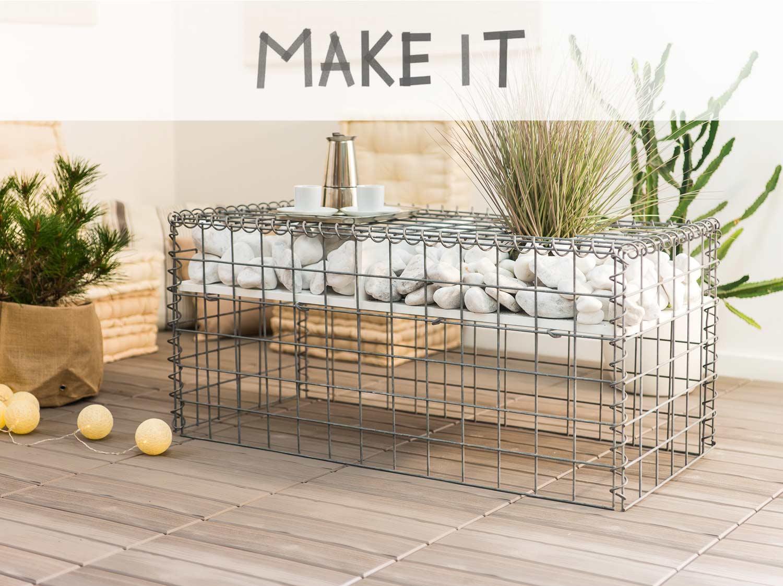 comment fabriquer un gabion assise banc sur gabion gabion. Black Bedroom Furniture Sets. Home Design Ideas