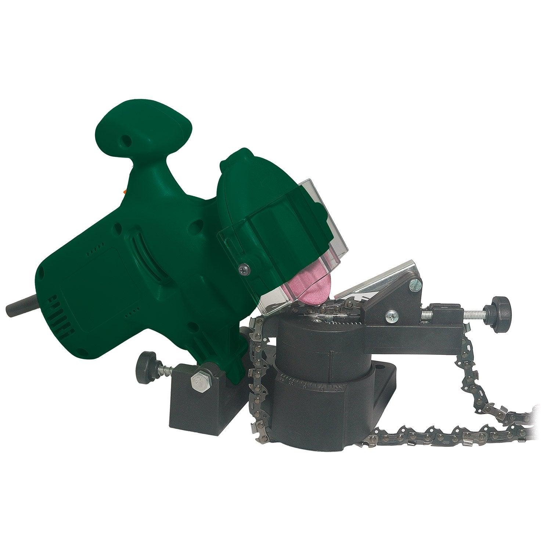Kit Affutage Chaine Tronconneuse Leroy Merlin